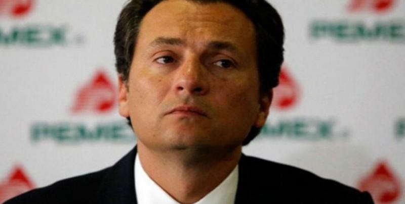 Retiran suspensión definitiva a Emilio Lozoya