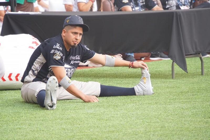 Ramiro Peña el MVP del Juego de Estrellas de la LMB