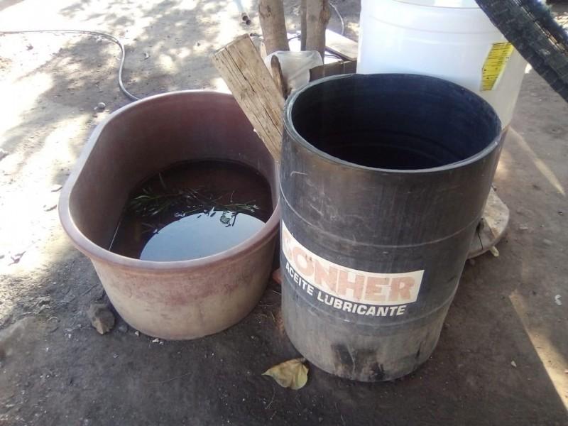 Sigue el desabasto de agua potable en colonias de Mazatlán