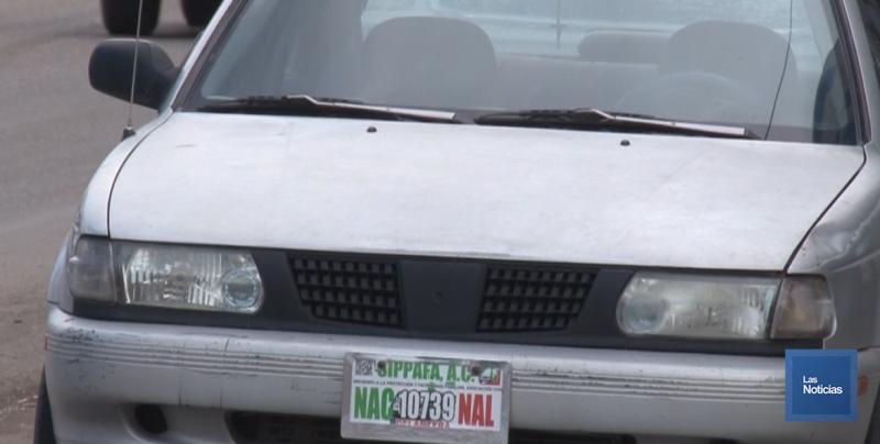 """La frontera se debe cerrar a la introducción de vehículos llamados """"chuecos"""""""