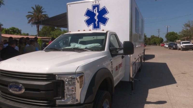 En 10 días entrarán en operación las ambulancias adquiridas  en Ahome