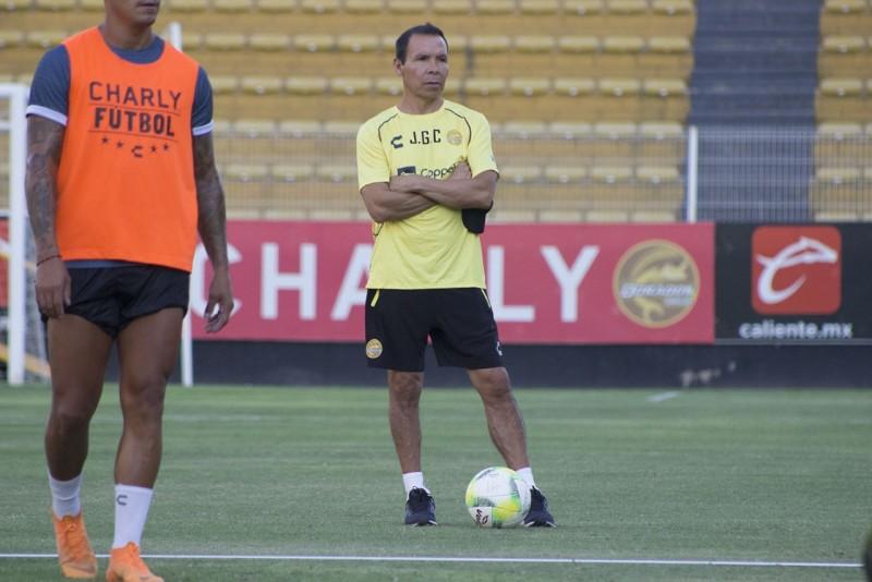 Dorados realiza primera práctica en la pretemporada rumbo al Apertura 2019
