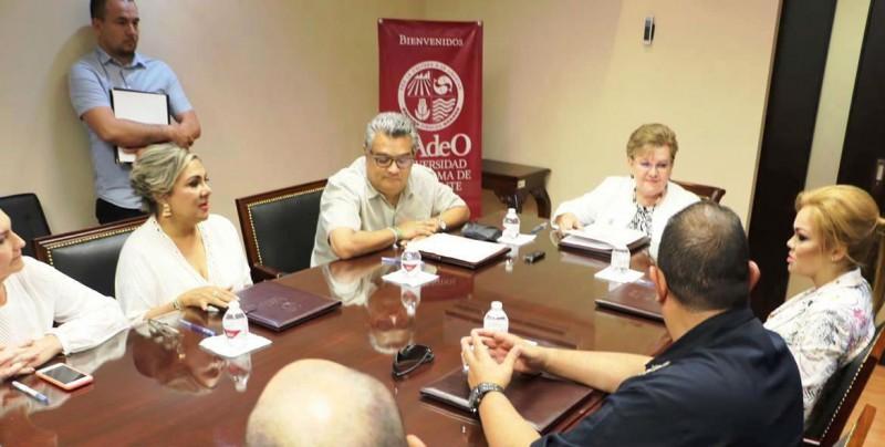 SESESP y la Universidad Autónoma de Occidente  firman convenio