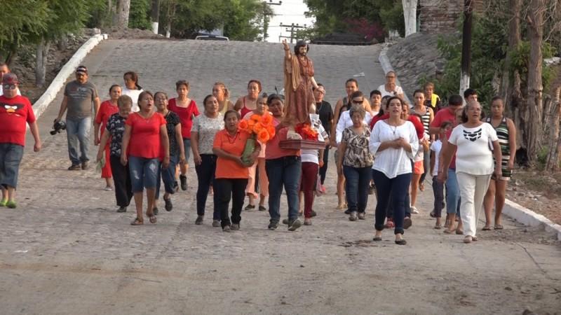 Elota se prepara para las fiestas tradicionales por el día de San Juan