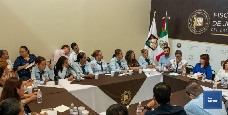Se reúnen Buscadoras con autoridades estatales y nacionales