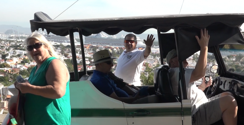 66 Cruceros han arribado a Mazatlán