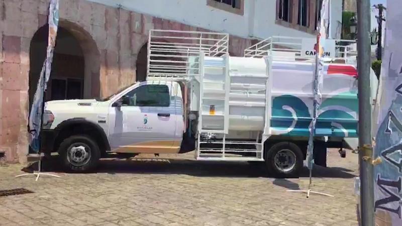 Aún no terminan de llegar y ya anuncian nuevos recolectores en Mazatlán