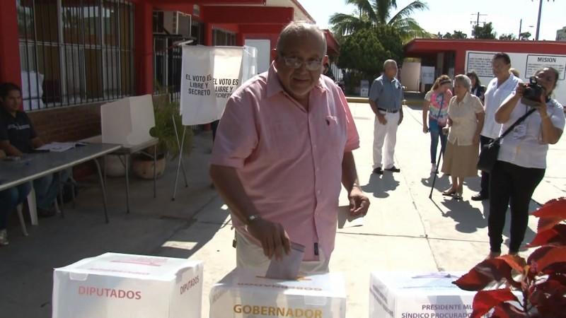 Sin descartar Alcalde de Mazatlán revocación de mandato en el 2021