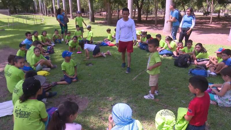 Invitan a campamentos en el Parque Sinaloa
