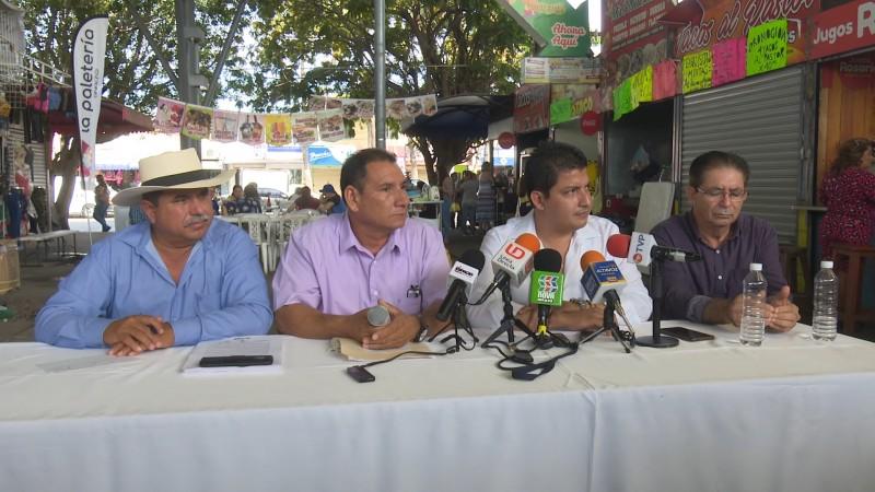 Lanzan convocatoria para conformar  unión de locatarios del mercado zona 30