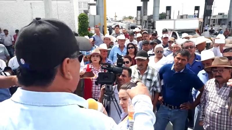Voluntad de la autoridad se necesita, no mas manifestaciones: Irazoqui