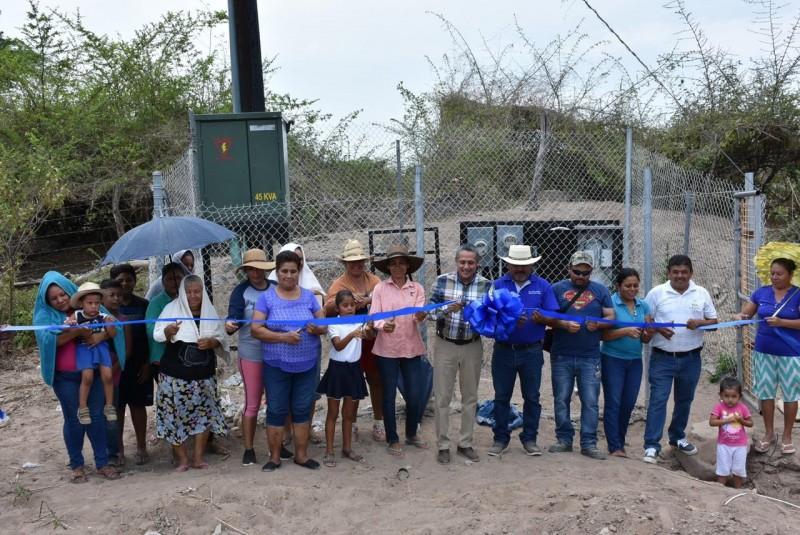 Arrancan obra para abastecer de agua potable a comunidades de Rosario