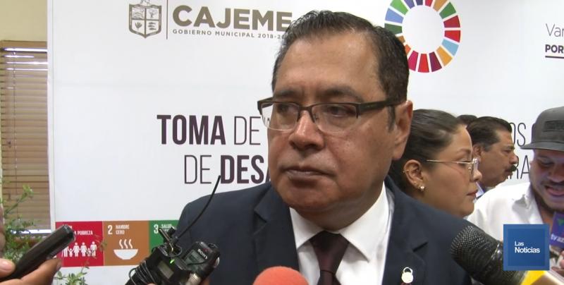 Responde Alcalde por posible cierre de Palacio Municipal