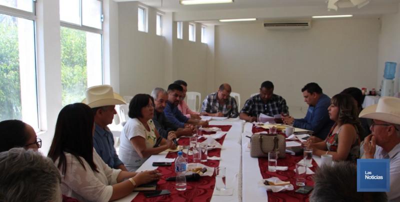 Piden Alcaldes del Sur de Sonora detonar desarrollo en comunidades rurales
