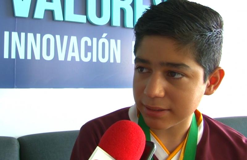 Medallas de oro y plata ha conseguido Víctor Manuel gracias a las matemáticas