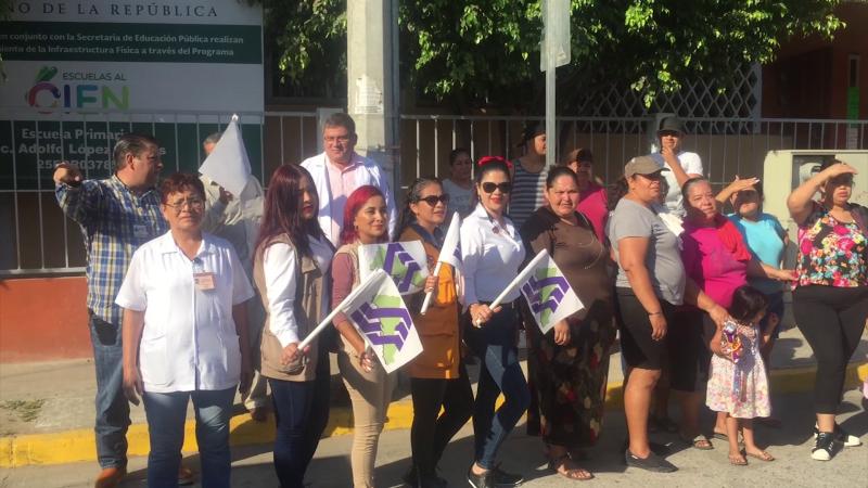 Inician acciones de descacharrización en Villa Unión