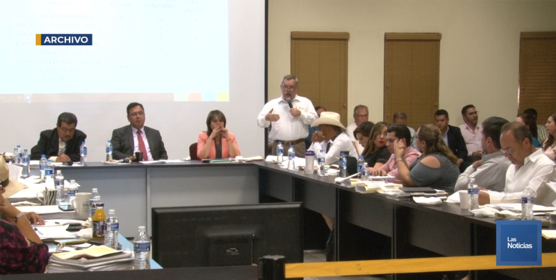 Exigen pruebas a Secretaria de SUTSAC, señala a Regidora por apoyar a SITRAC