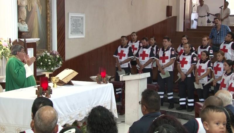 Cruz Roja Mazatlán reconoce la labor de las y los socorristas