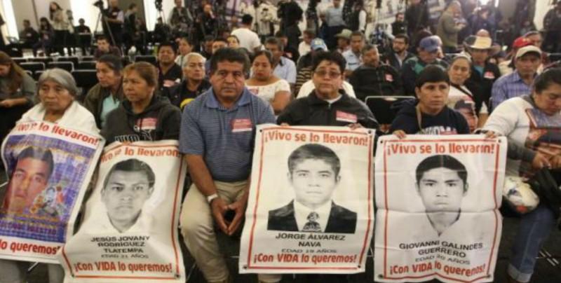 ONU pide investigar a funcionarios por posibles torturas en caso Ayotzinapa