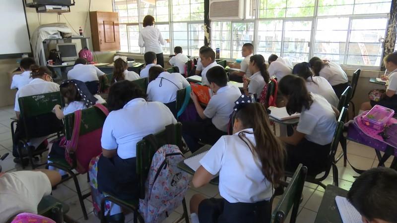 Cerca ambicioso proyecto educativo en Ahome