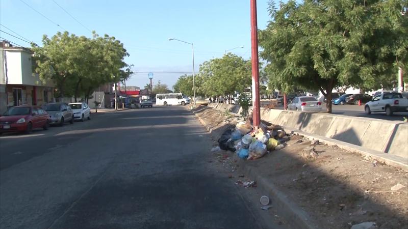 """Multas por basura a """"destiempos"""" van en serio: Alcalde"""