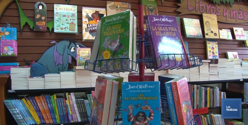 El proyecto Libros Libres incrementó la circulación de 600 libros