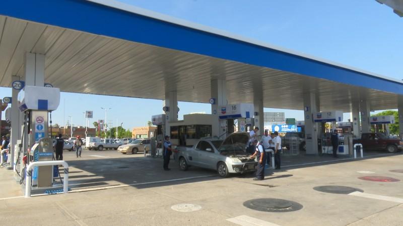 Reportan incremento de asaltos a gasolineras