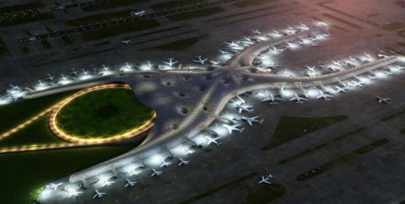 Tribunal mexicano ordena conservar las obras del nuevo aeropuerto