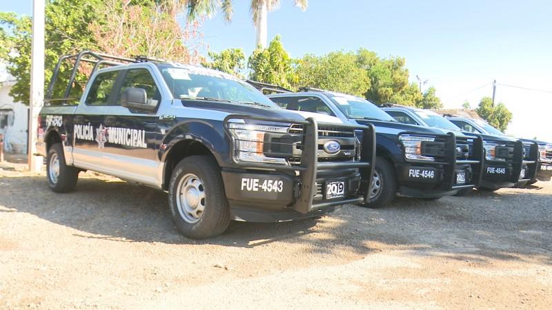 Nuevas patrullas para El Fuerte