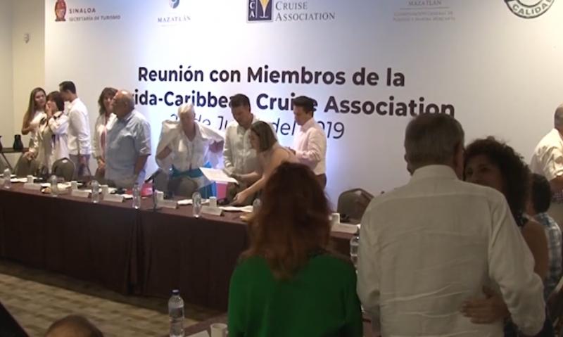Autoridades sostienen reunión con representantes de FCCA