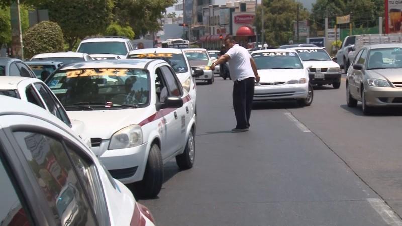Organizaciones de taxistas piden apoyo de Gobierno para crear su propia plataforma