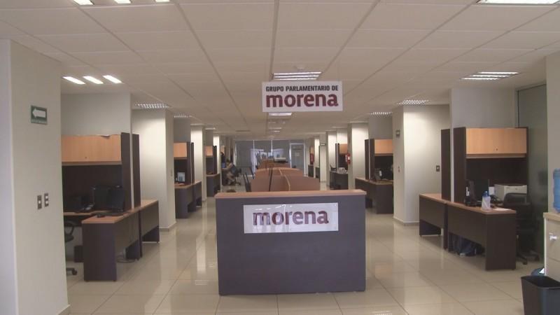No hay solicitud de renuncia de diputados a grupo parlamentario de MORENA
