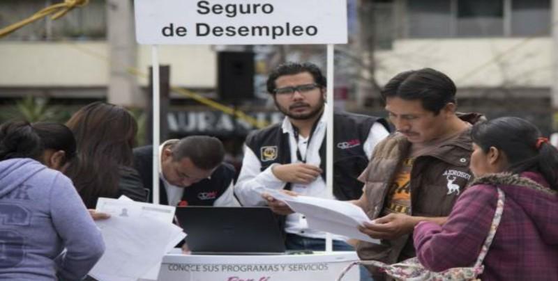 El desempleo en México aumenta a 3,5 % en mayo a tasa anual