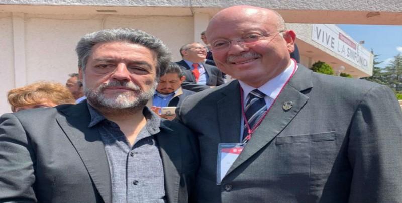 Refrenda Luciano  Concheiro apoyo a la autonomía de la UAS