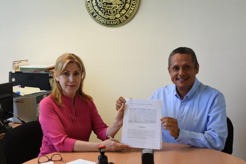 Presenta alcalde de Rosario iniciativa que busca eliminar la doble pensión en las burocracias municipales