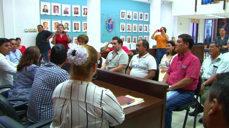 Ignoran solicitud de vecinos en cabildo abierto de Mazatlán