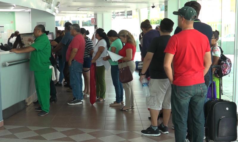 Aumentan corridas diarias en Central Camionera de Mazatlán