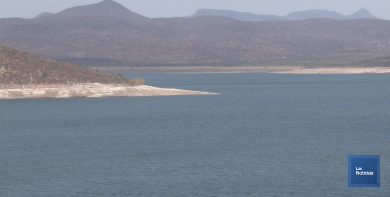 Al 44% de su capacidad total, está el Sistema de Presas del Río Yaqui
