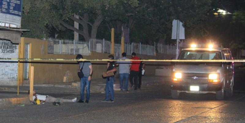 Asesinan a dos jóvenes por la Avenida Patria