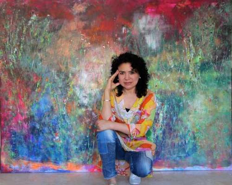 Abre El color de las formas, de Margarita Morales