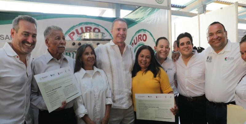 Llegan las jornadas Puro Sinaloa al municipio de Elota