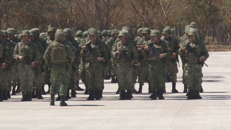 Sinaloa no tendrá guardia especial