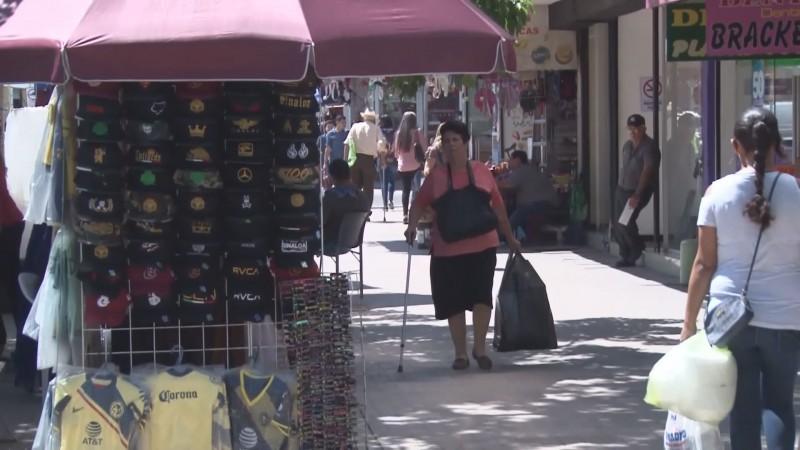 Se realizará un estudio socioeconómico de los vendedores ambulantes para ver quien se queda con su puesto