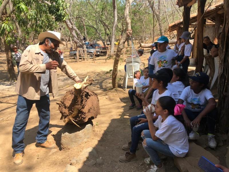 Conocen la cuenca, ganadores de Encuentro Interescolar 2018-2019