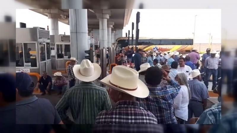 No intimidan las amenazas del gobierno contra los dirigentes agrícolas que encabezan manifestaciones