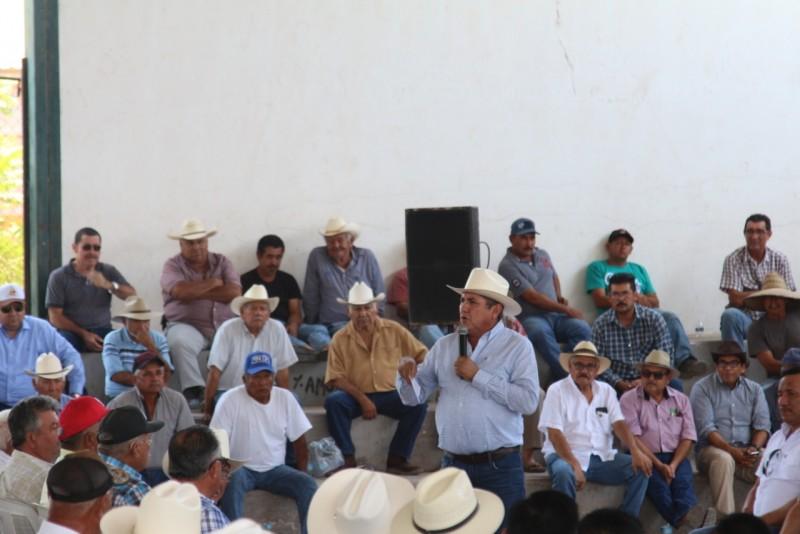 Conforma la CNC comité de seguimiento al problema de los mangueros del sur de Sinaloa