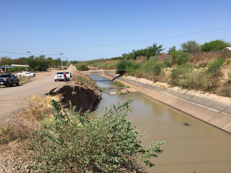 Encuentran cuerpo flotando en el Canal  San Lorenzo
