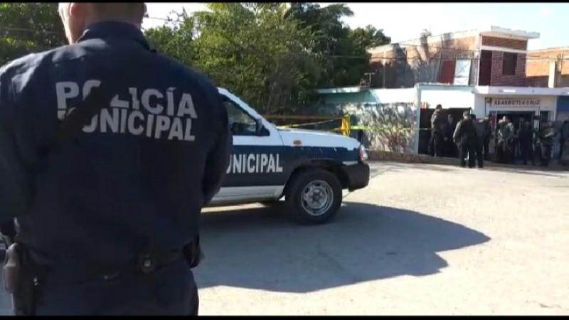 Se registra mañana violenta en Mazatlán en domingo