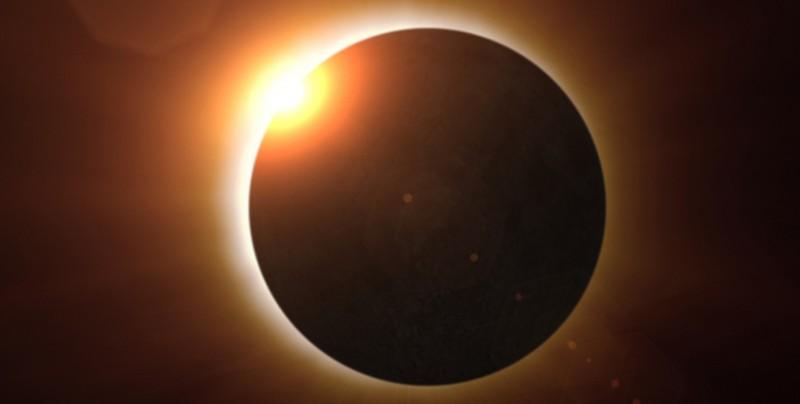 Este martes habrá eclipse total de sol, te decimos donde se verá