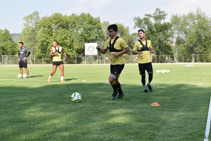 Cristian González llega por una oportunidad a Dorados